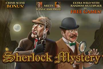 Sherlock Mystery slot Playtech