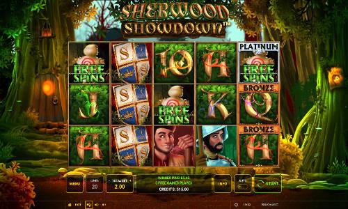 Sherwood Showdown free slot