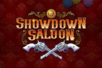 Showdown Saloon slot Microgaming