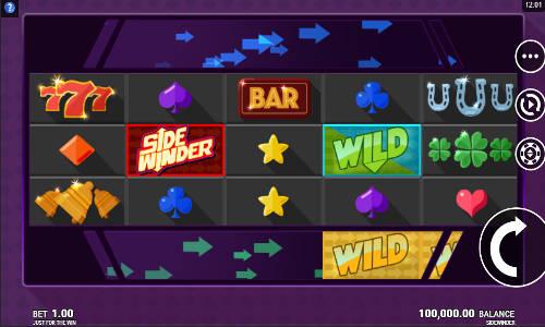 Sidewinder free slot