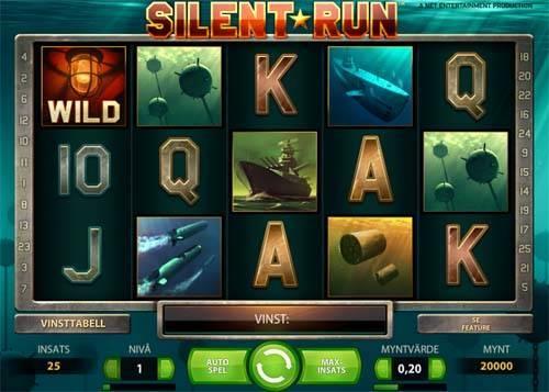 Silent Run free slot