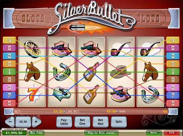 Silver Bullet free slot
