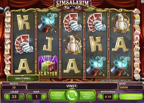 Simsalabim free slot