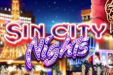 Sin City Nights casino slot