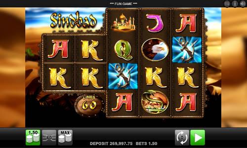 Sindbad free slot