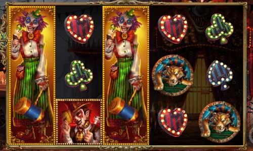 Sinister Circus free slot