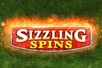 Sizzling Spins slot Playn Go