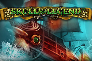 Skulls of Legend casino slot