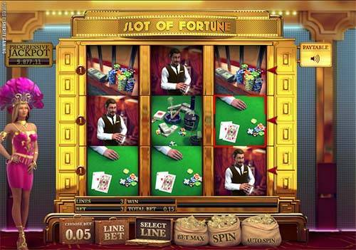 Slot of Fortune free slot