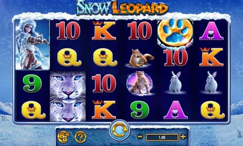 Snow Leopard free slot