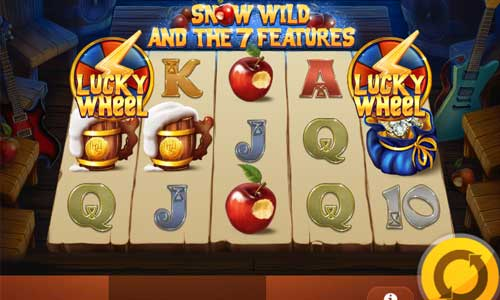 Snow Wild and the 7 Features free slot