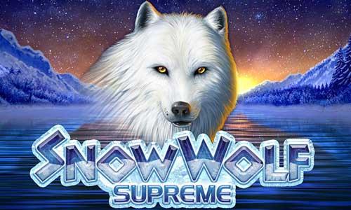 Snow Wolf Supreme casino slot