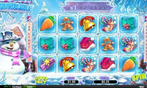 Snowmania free slot