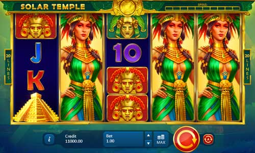 Solar Temple casino slot