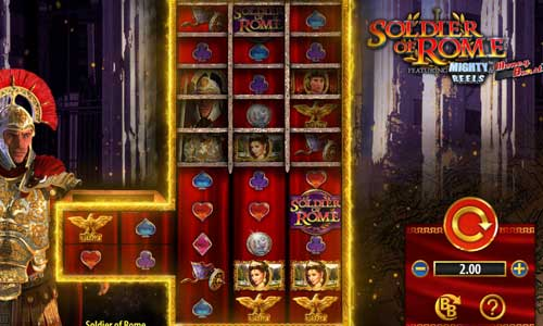 Soldier of Rome free slot
