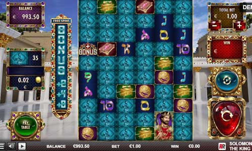 Solomon The King casino slot