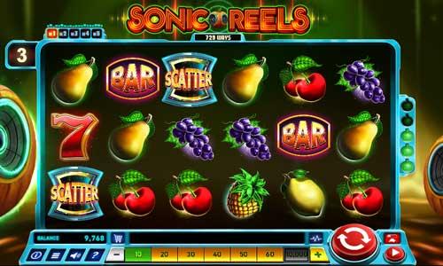 Sonic Reels free slot