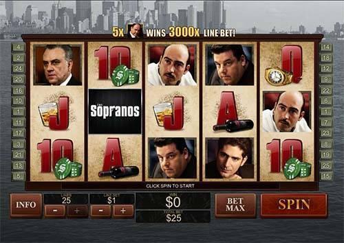 Sopranos free slot