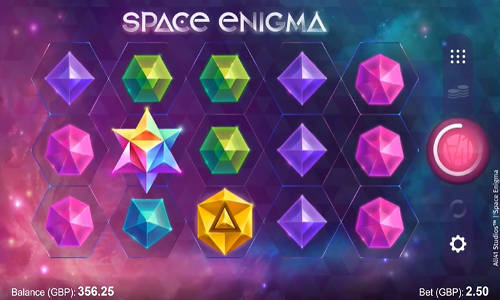Space Enigma free slot
