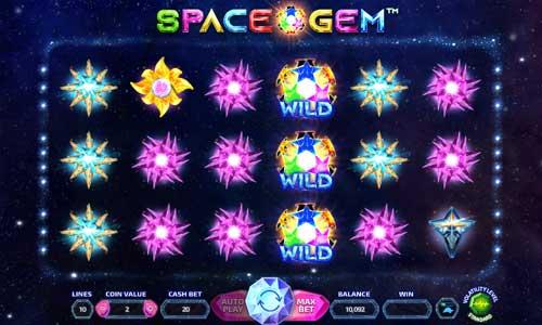 Space Gemwin both ways slot