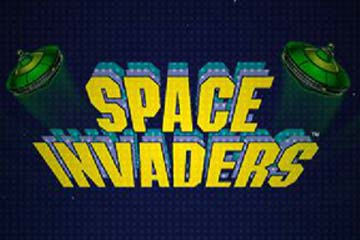 Space Invaders casino slot