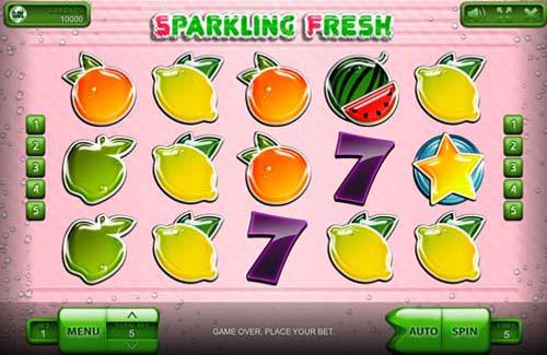 Sparkling Fresh free slot