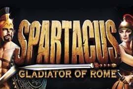 Spartacus slot Williams Interactive