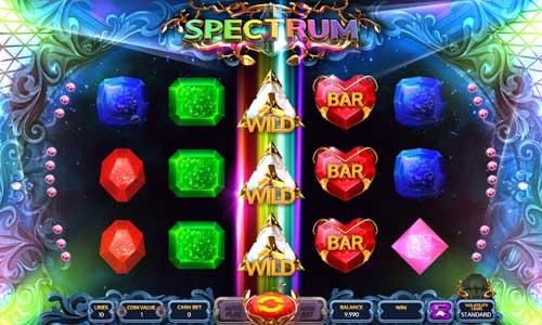Spectrum free slot