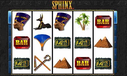 Sphinx free slot