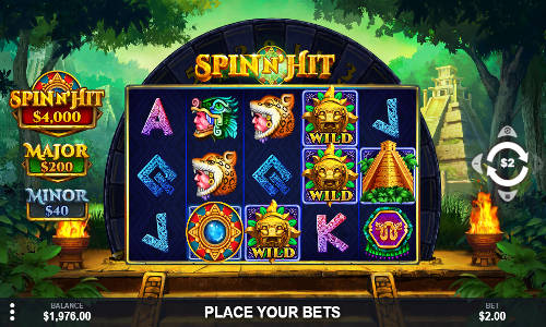 Spin N Hit casino slot