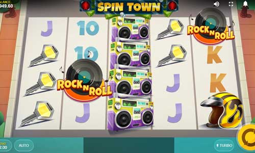 Spin Town free slot