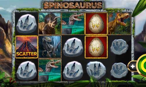 Spinosaurussymbol upgrade slot