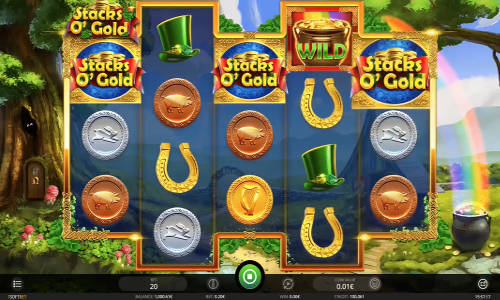 Stacks O Gold free slot