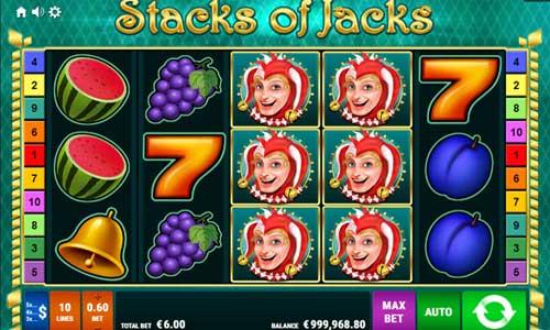 Stacks of Jacks free slot