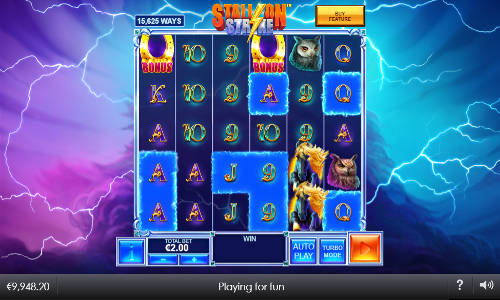 Stallion Strike casino slot