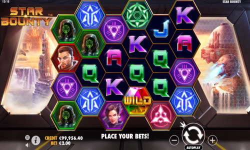 Star Bountybuy feature slot