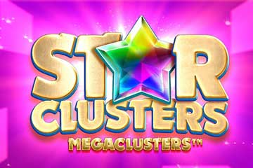 Star Clusters Megaclusters slot Big Time Gaming free demo
