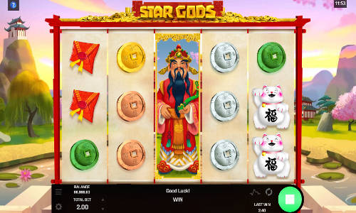 Star Gods free slot