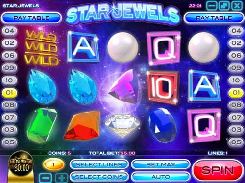 Star Jewels free slot