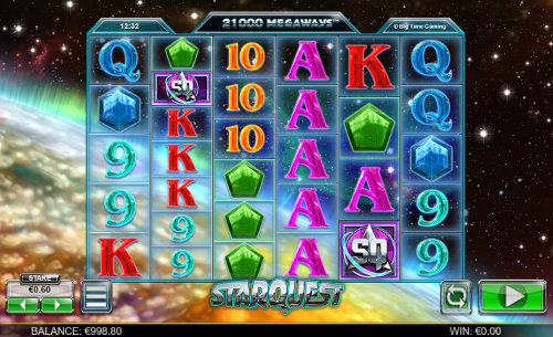 Star Quest free slot
