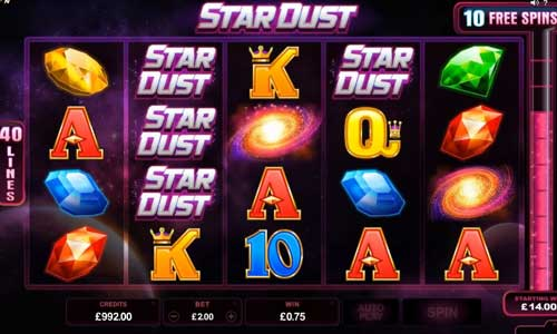 Stardust free slot