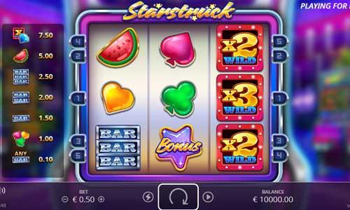 Starstruck free slot