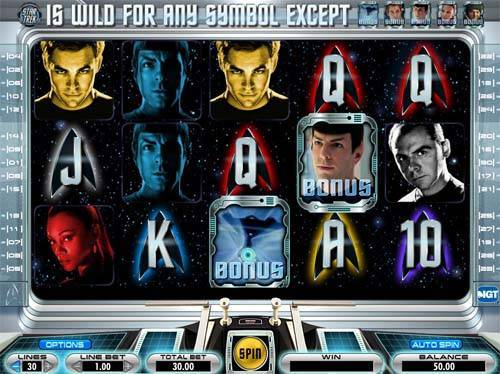 Star Trek free slot