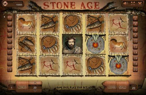 Stone Age free slot