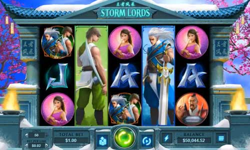 Storm Lords free slot