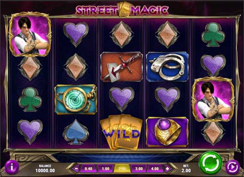 Street Magic free slot
