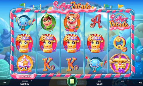 Sugar Parade free slot