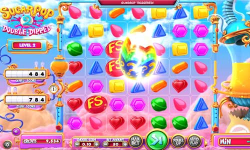 Sugar Pop 2 Double Dipped free slot