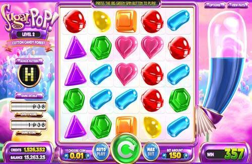 Sugar Pop free slot