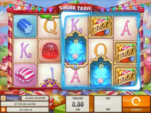 Sugar Trail free slot